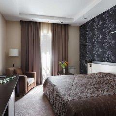 Гостиница Лесная Рапсодия комната для гостей фото 2