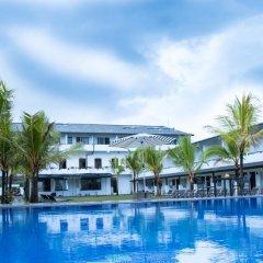 Отель Coco Royal Beach Resort Шри-Ланка, Ваддува - отзывы, цены и фото номеров - забронировать отель Coco Royal Beach Resort онлайн бассейн фото 2