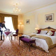 Отель Due Torri Италия, Абано-Терме - отзывы, цены и фото номеров - забронировать отель Due Torri онлайн комната для гостей