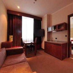 Гостиница DoubleTree by Hilton Novosibirsk 4* Люкс разные типы кроватей фото 12