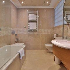 Отель Atahotel The One Сан-Донато-Миланезе ванная фото 2