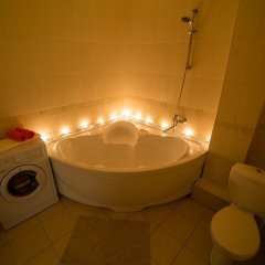 Отель Apart-Comfort on Ushinskogo 8 Ярославль ванная