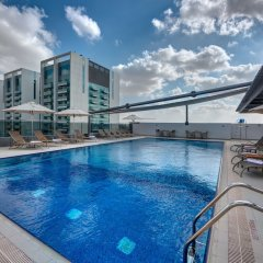 The S Hotel Al Barsha бассейн фото 3