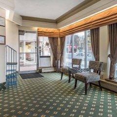 Отель Econo Lodge Downtown Ottawa Канада, Оттава - 2 отзыва об отеле, цены и фото номеров - забронировать отель Econo Lodge Downtown Ottawa онлайн интерьер отеля фото 2