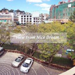 Отель Nice Dream Далат балкон
