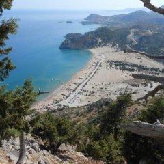 Titania Hotel пляж