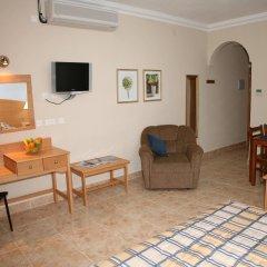Отель Aparthotel Ulysses Мунксар комната для гостей