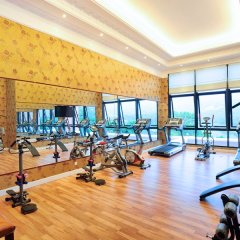 Отель Dalat Edensee Lake Resort & Spa Уорд 3 фитнесс-зал фото 4