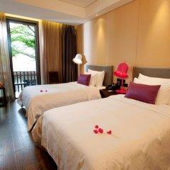 Отель Smart Hero Club Китай, Сямынь - отзывы, цены и фото номеров - забронировать отель Smart Hero Club онлайн комната для гостей фото 4