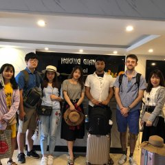 Huong Giang Hotel детские мероприятия