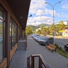 Гостиница Bristol Apart Hotel в Лазаревском отзывы, цены и фото номеров - забронировать гостиницу Bristol Apart Hotel онлайн Лазаревское балкон фото 2