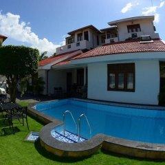 Отель Suriya Arana Шри-Ланка, Негомбо - отзывы, цены и фото номеров - забронировать отель Suriya Arana онлайн бассейн