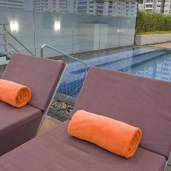 Отель Citadines Sukhumvit 23 Bangkok Таиланд, Бангкок - 1 отзыв об отеле, цены и фото номеров - забронировать отель Citadines Sukhumvit 23 Bangkok онлайн бассейн фото 3