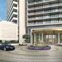 Отель Waldorf Astoria Beverly Hills Беверли Хиллс парковка