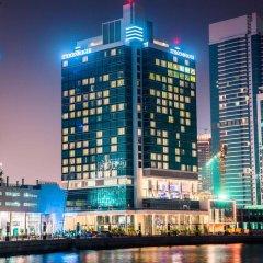 Steigenberger Hotel Business Bay, Dubai вид на фасад фото 2