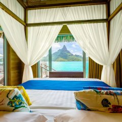 Отель InterContinental Bora Bora Resort and Thalasso Spa детские мероприятия