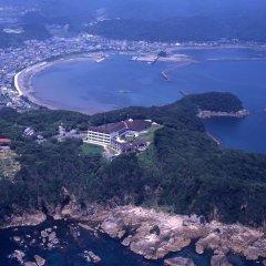 Отель Kyukamura Nanki-katsuura Начикатсуура спортивное сооружение