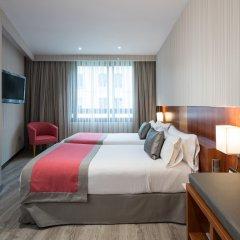 Отель Catalonia Barcelona 505 Испания, Барселона - 8 отзывов об отеле, цены и фото номеров - забронировать отель Catalonia Barcelona 505 онлайн комната для гостей фото 4