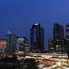 Отель Novotel Bangkok Ploenchit Sukhumvit балкон