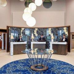 Отель Novotel London Stansted Airport интерьер отеля