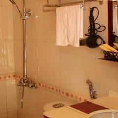 Sapa Cozy Hotel ванная