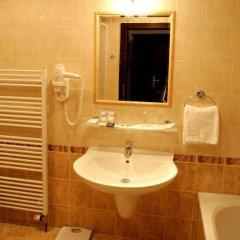 Отель Green Gondola Пльзень ванная