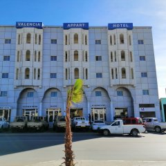 Valencia Hotel Appart in Nouadhibou, Mauritania from 97$, photos, reviews - zenhotels.com hotel front photo 2