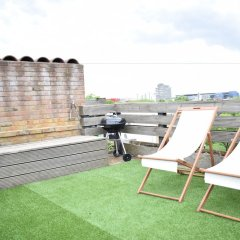 Отель 2 Bedroom Rooftop Flat In Central London