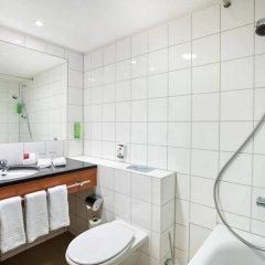 Отель Austria Trend Hotel Zoo Австрия, Вена - отзывы, цены и фото номеров - забронировать отель Austria Trend Hotel Zoo онлайн ванная