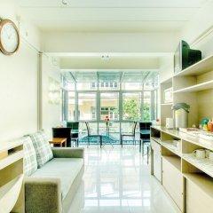 Отель Riski residence Bangkok-noi Таиланд, Бангкок - 1 отзыв об отеле, цены и фото номеров - забронировать отель Riski residence Bangkok-noi онлайн спа фото 2
