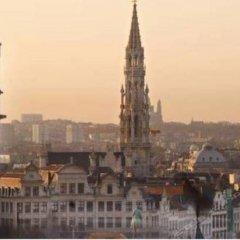 Отель Nh Stephanie Бельгия, Брюссель - 2 отзыва об отеле, цены и фото номеров - забронировать отель Nh Stephanie онлайн балкон