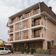 Бутик-отель ANI Сочи вид на фасад фото 3
