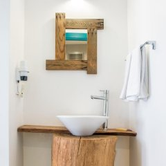 Отель Iki Ev Sigacik ванная