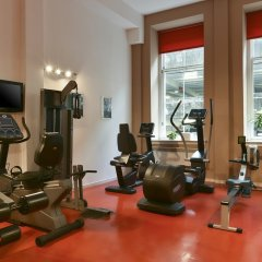Отель Fraser Suites Glasgow фитнесс-зал