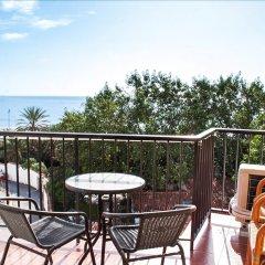 Апартаменты Beachfront Vacation Apartment in Fuengirola Ref 102 Фуэнхирола балкон