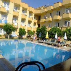 Отель CANER Кемер бассейн