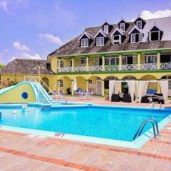 Отель Mermaid Suites at Sandcastles бассейн
