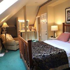 Отель 50 Lincoln Short North Bed and Breakfast комната для гостей фото 3