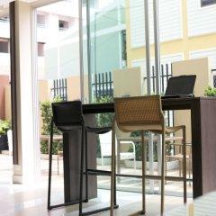 Отель April Suites Pattaya Паттайя фитнесс-зал фото 3