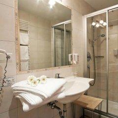Hotel Cornelia Стельвио ванная