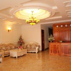Hong Tung Hotel Далат интерьер отеля