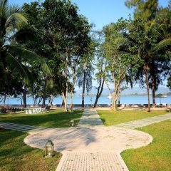 Отель The Mangrove Panwa Phuket Resort пляж фото 2