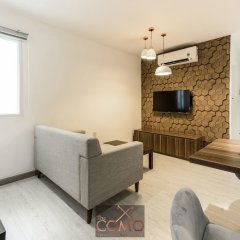 Апартаменты The Como Le Lai City Center Apartment комната для гостей фото 5