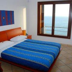 Отель La Rosa Sul Mare Сиракуза комната для гостей фото 5