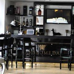 Andromeda Hotel Thessaloniki гостиничный бар