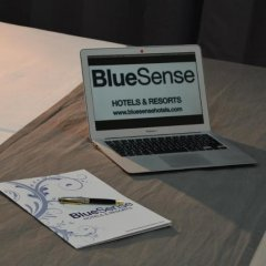 Отель BlueSense Madrid Génova интерьер отеля фото 2