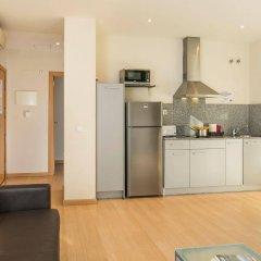 Апартаменты Apartments Sata Park Güell Area Барселона в номере