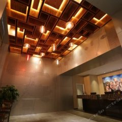 Tian Hai Hotel (Jiujiang Convention and Exhibition Center Sixi) интерьер отеля