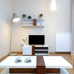 Отель Pure Rental Apartments - City Residence Польша, Вроцлав - отзывы, цены и фото номеров - забронировать отель Pure Rental Apartments - City Residence онлайн комната для гостей фото 5
