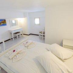 Отель Rivari Hotel Греция, Остров Санторини - отзывы, цены и фото номеров - забронировать отель Rivari Hotel онлайн комната для гостей фото 4